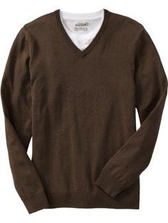 Mens Crew Neck Sweatshirt Heather Light Gray Size M