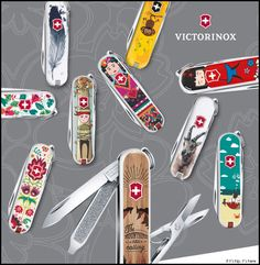Victorinox 2016 Limited edition collection. See them all (with links to purchase) at http://www.ifitshipitshere.com/victorinox-2016-limited-edition-collection/