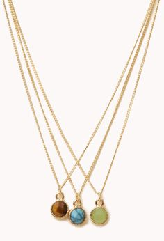 Layered Necklace Set   FOREVER21 - 1057563187