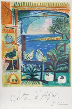Picasso_Cote_d'Azur