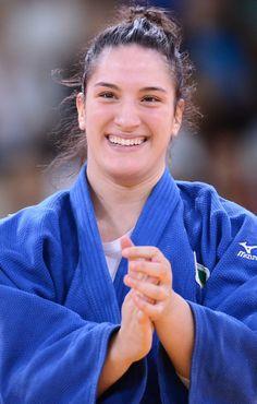 Mayra Aguiar ganha a 1ª medalha de ouro para o Brasil no Mundial de judô