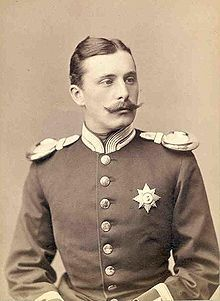 Prince Henry of Battenberg- Oct 5, 1858 - Jan 20, 1896 husband of Princess Beatrice of UK