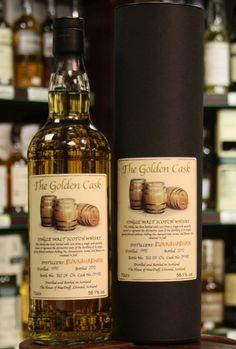 I love these Golden Casks - From Bunnahabhain 1990 Golden Cask (a single cask) at 56.1% Cask Number #CM185