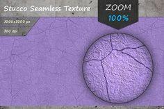 Stucco Seamless HD Texture by Marabu Textures Store on @creativemarket