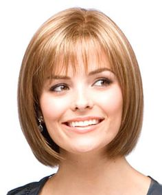 Erika by Rene of Paris - Our top selling monofilament bob style wig.  The fully hand tied mono cap is comfortable and very natural looking.  It is a timeless classic from the Amore collection of Rene of Paris