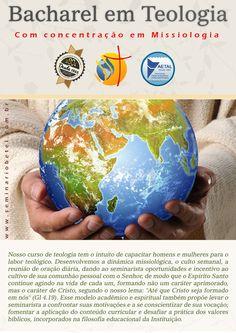 O Betel Brasileiro é interdenominacional e aqui aprendemos todas as linhas teológicas tratando as diferenças com muito respeito. Convergir em Cristo é o que importa! http://www.seminariobetel.com.br/agenda.html Pr. Ruy Feitosa / Deão.