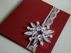 quilling and lace