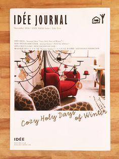 IDEE JOURNAL Magazine Design, Graphic Design Magazine, Editorial Design Magazine, Poster Layout, Design Poster, Flyer Design, Layout Design, Design Design, Buch Design