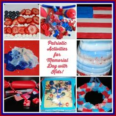 Patriotic Activities for Kids on Memorial Day! | Macaroni Kid