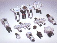 Compressed air is used in patient care devices like respirators. They require high precision and controllability, and often light weight and small size. Regardless of application requirements, proper air preparation is a must if the system is going to perform as required for the longest possible service life http://www.brand4india.com/pneumatic-textiles-spares-suppliers/pneumatic/