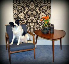 Midtfyns century furniture in teak