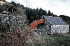 Goldswothy - Striding Arch - Dumfries and Galloway