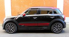 Photos from the Mini Countryman JCW Review