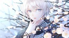 Anime Demon Boy, Anime Boy Hair, M Anime, Yandere Anime, Chica Anime Manga, Manga Boy, Anime Angel, Kawaii Anime Girl, Anime Art Girl