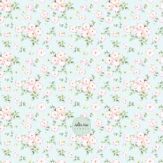 A simple cute rose pattern design. It is as well romantic and sweet. Suitable for textile and all surfaces.