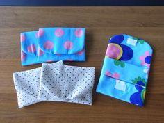 おうち大好きママ時間 1枚の布で作る!簡単移動ポケットの作り方
