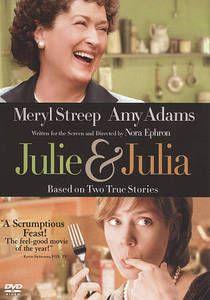 Nora Ephron. Julie & Julia (DVD)