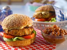 Texas Chicken Burgers + 55 other weight loss recipes from Good Housekeeping