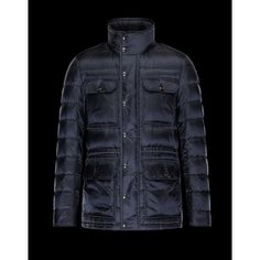 Cheap Moncler Jackets Moncler Laurent Men Blue f5335db2c9f97