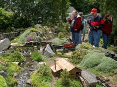 Model Railroad Gardens of PDX