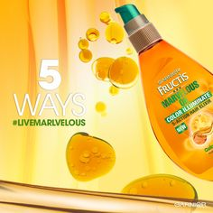 How many ways can you #livemarvelous? Check out our how-to  and grab a sample of Marvelous Oil: http://on.fb.me/1pBuMcA