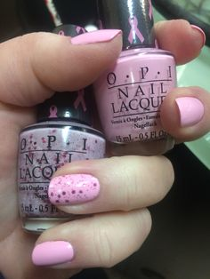 Breast cancer nail kit