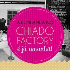 Rumbanita in Chiado Factory Hair A, Shoe Brands, Decorative Plates, Concept, Gourmet