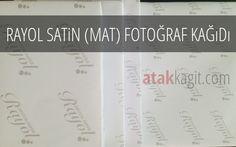Atak Rayol Mat Fotoğraf Kağıdı