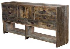 Bighorn Sideboard - modern - buffets and sideboards - Masins Furniture