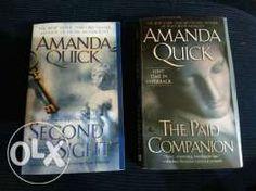 Amanda Quick set of 10 novels