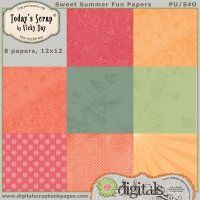 Sweet Summer Fun Papers [dayvi-sweetsummerfunpapers]