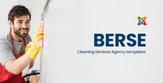 Berse - Cleaning Services Joomla Templates ⠀ Berse will answer your need to create a website to promote your cleaning business and its services, this template will help you get started right away. The prebuilt templates aim to remove all the ... ⠀ # #builders #cleaning #cleaningcompany #cleaningservice #cmsthemes #electrician #handyman #joomla #maid #painter #suppliers #themeforest #themesonic #business #plumber #corporate #maintenance #responsive #contractor Remove All, Mega Menu, Joomla Templates, Cleaning Business, Cleaning Services, Create Website, Website Template, Improve Yourself, Coding