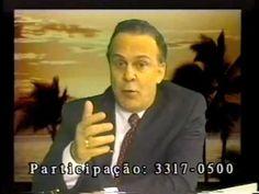 """Dr. Lair Ribeiro fala sobre o """"saber viver"""" na vida pessoal e profissional. - YouTube"""