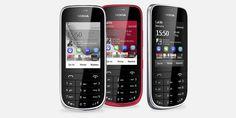 Nokia with WhatsApp