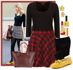 """""""Taylor Swift Style for Less"""" by mrsleflore on Polyvore"""