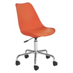 GINNIE Orange office chair