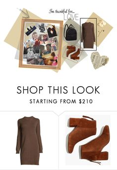"""LOVE THANKSGIVING"" by krnas on Polyvore featuring Madewell"