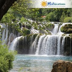 Almost of Croatia is made up of 11 nature parks, eight national parks and two nature reserves. Nature Reserve, Niagara Falls, Croatia, National Parks, Travel, Outdoor, Outdoors, Viajes, Destinations