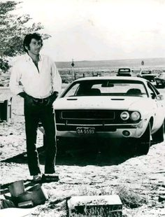 Find the perfect vanishing point 1971 stock photo. Vanishing Point Movie, Barry Newman, Starlite Drive In, Movie Cars, Movie Tv, Black Sheep Squadron, 2014 Dodge Challenger, Gone In 60 Seconds, Old American Cars