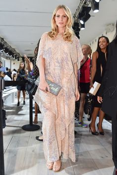 Michael Kors Spring 2015 Ready-to-Wear - Front-row - Gallery - Style.com