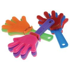 Mini Hand Clappers-36 Pcs, Sold By 13 Packs