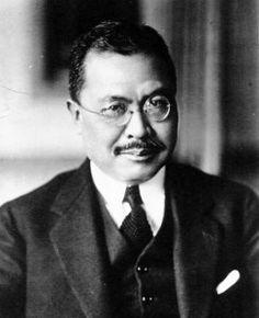 Shidehara Kijuro