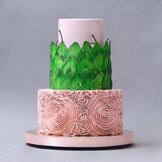 Fairy Tale Cakes  Tortik Annushka creates fabulous cakes for all occasions and in a various range of styles. Thin slices of pear and delicate drapery are the trademark of the company and they are declined in all colors. Creations are so perfect that it is hard to believe it is food and not sculptures or paintings. The creative team claims its cakes are as good as beautiful The cake shop was created in 2009 here is a best-of of their Instagram account.                                #xemtvhay