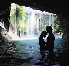 Romance in the Grotto