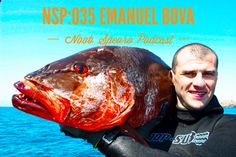 NSP:035 Emanuel Bova from MannySub Spearfishing Equipment