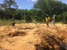 Groundworks - Construction in thailand