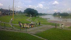 Marikina River River, City, Cities, Rivers