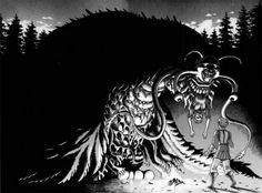 The monsters of Berserk - Imgur
