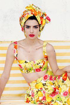 Isolda Brasil Campaign l Style.com/Arabia