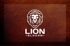 Lion by BekBlack on @creativemarket